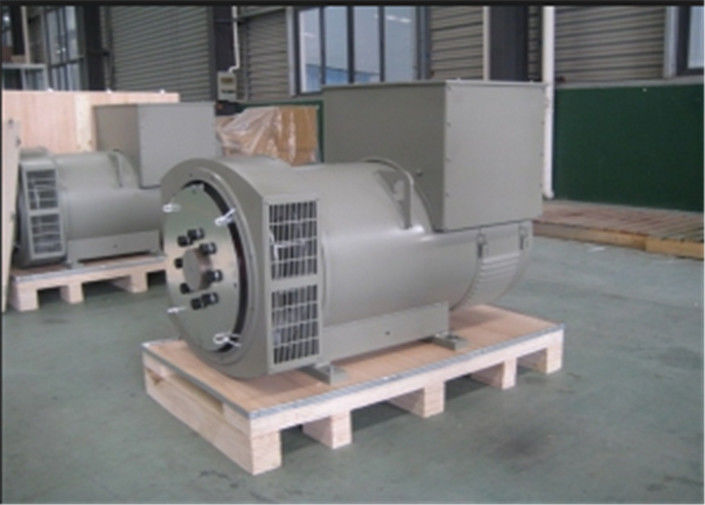 Synchronous Single Phase AC Power Generator Head 42kw 42kva 2 / 3 Pitch